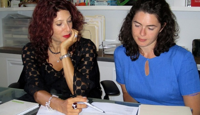 Tami Hausman and Beth Connolly | Hausman LLC | Architecture Public Relations | New York City