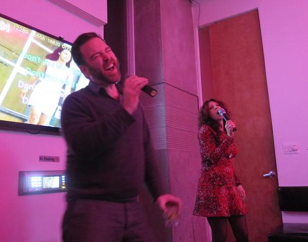 troy tami karaoke