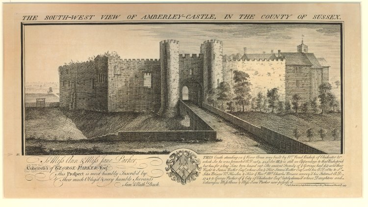 Amberley_Castle,_Buck_brothers