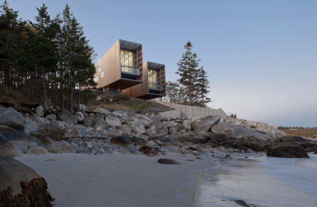 10 mackay lyons two hulls architecture hausman